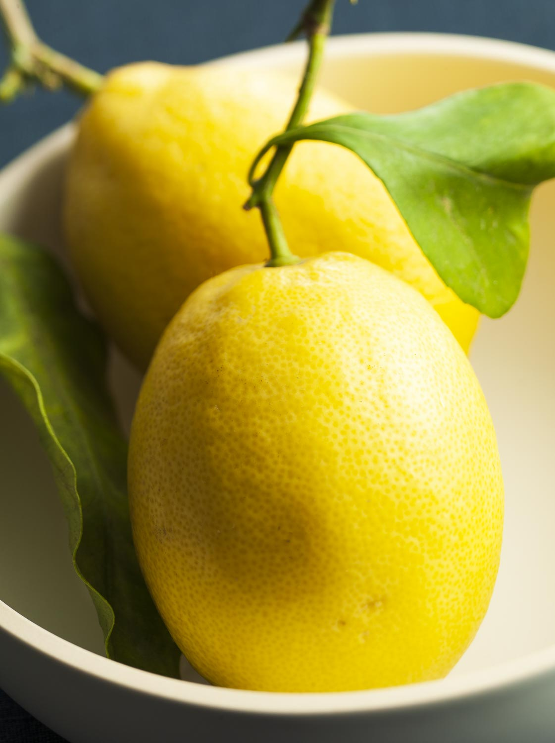 Laurent Grivet, photographie culinaire - citrons
