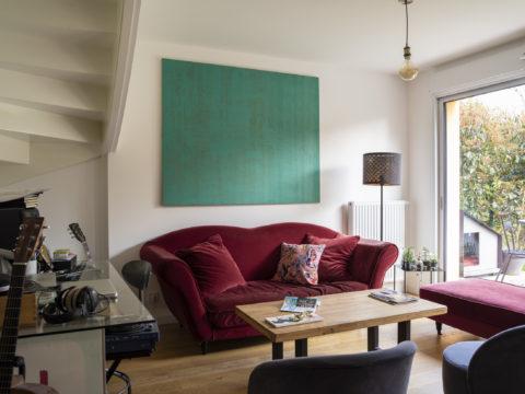 Salonfäheg, projet avec l'artiste Pierre Galopin
