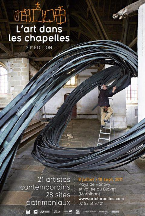 Photographies d'œuvres d'art - Art dans Les Chapelles - Photo pour Affiche