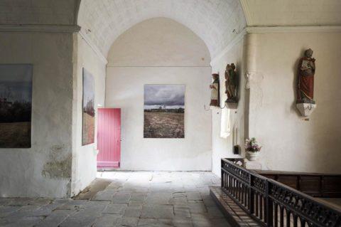 Photographies d'œuvres d'art - Denis Bourges - Art dans Les Chapelles - Catalogue