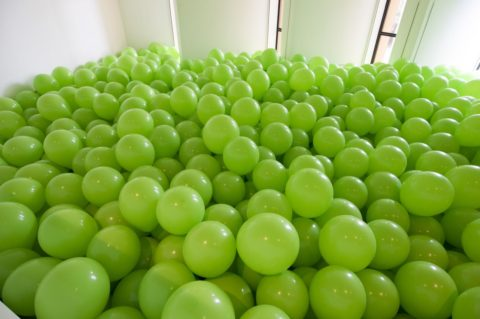 Photographies d'œuvres d'art - Martin Creed - Vern Volume