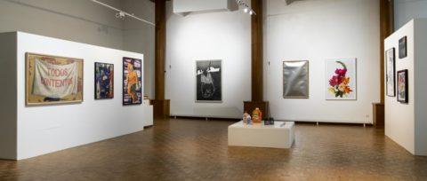 Photographies d'oeuvres d'art -Artothèque de Vitré - Exposition Le Quotidien