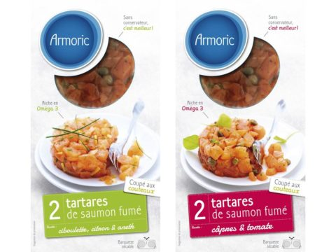 packaging publicités