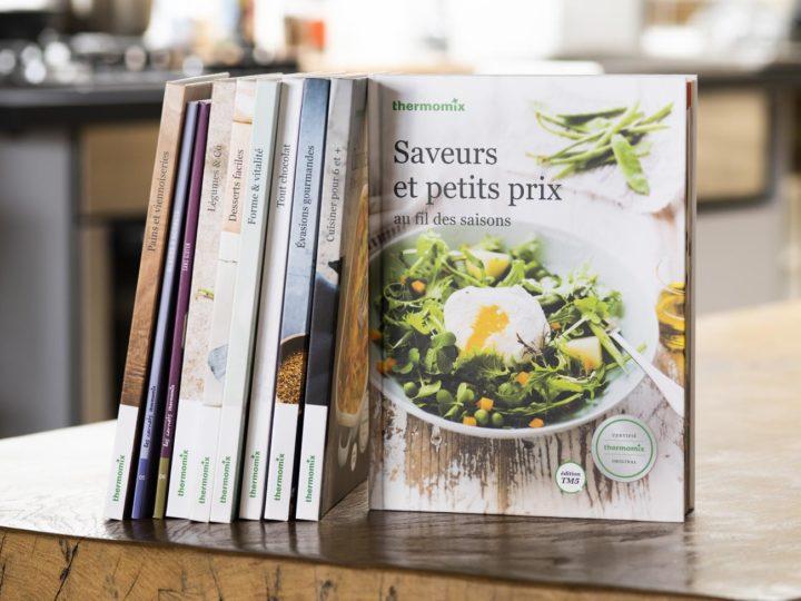 livres cuisine Thermomix