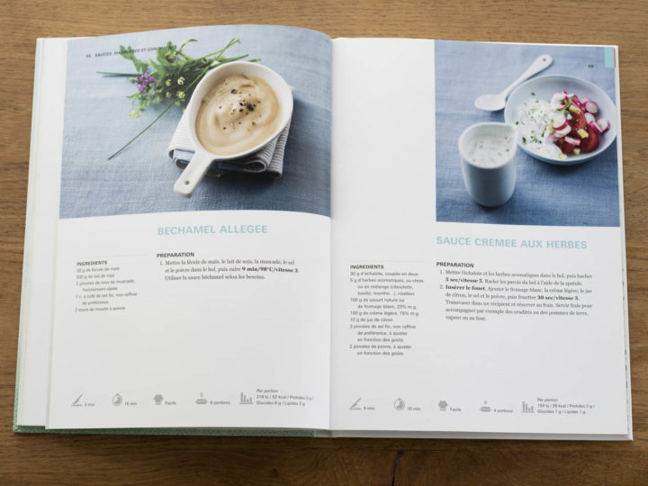Livres de cuisine Thermomix